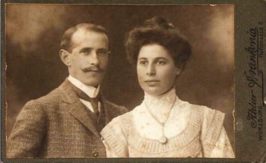 Benjamin and Emma Heidelberger