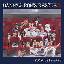 Danny & Ron's Rescue Calendar