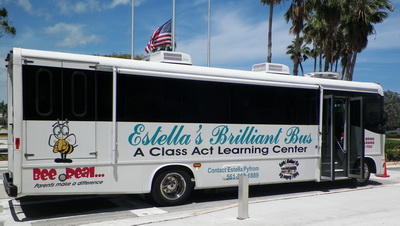 Estella's Brilliant Bus
