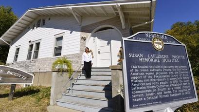 Susan La Flesche Picotte Memorial Hospital