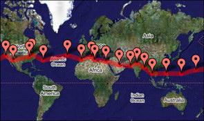 Jerrie Mock Route