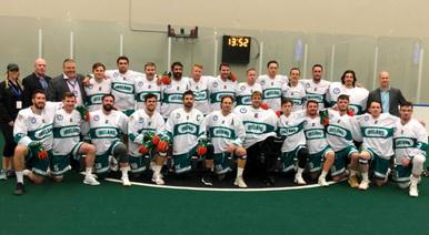 Ireland Lacrosse Team