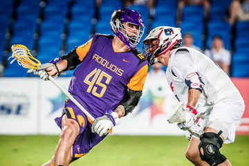 Iroquois Nationals Lacrosse player