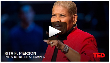 Rita Pierson Ted Talk