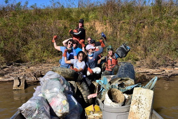 Ohio River Cleanup