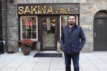Sakina Halal Grill
