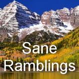 Sane Ramblings