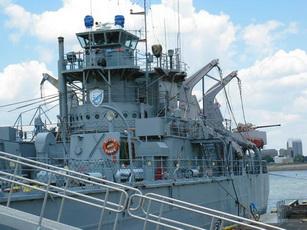 USS LST Ship Memorial