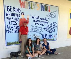 Wally's Wall